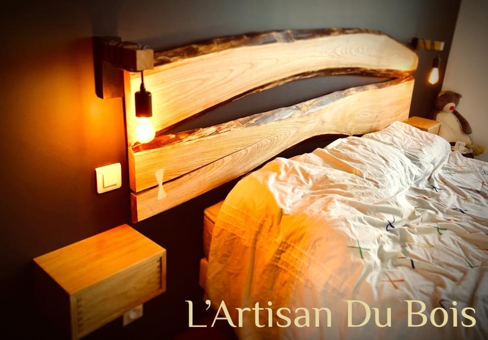 l'artisan du bois