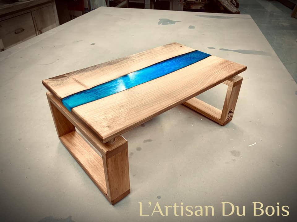 Idée pied de table